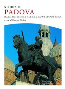 Copertina Storia di Padova dall'antichità all'età Contemporanea