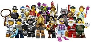 Lego Minifigures Series 8