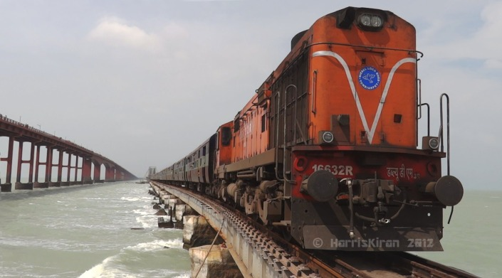 Pamban Bridge India