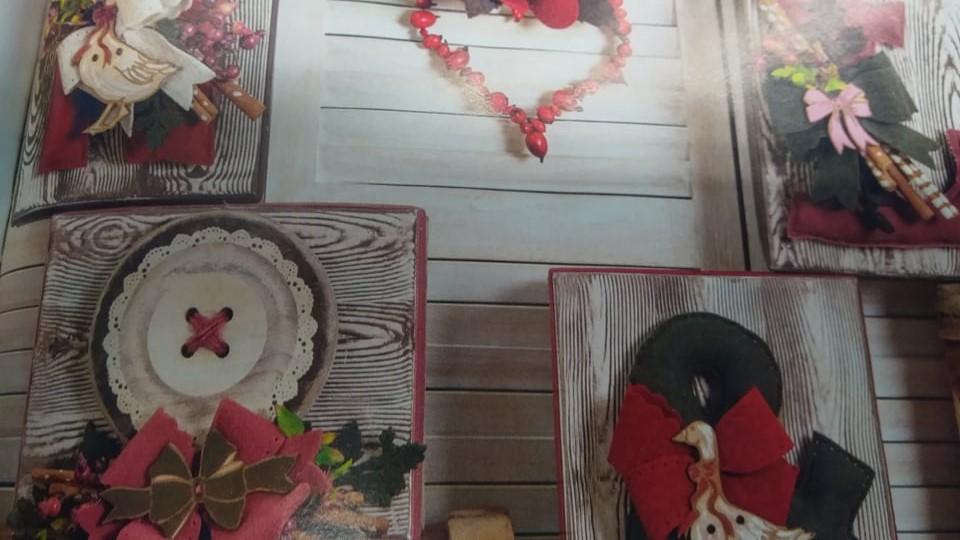 Preferenza NOVITA' IN EDICOLA – La Bottega di Elisa n.16 Autunno NATALE 2017  IL89