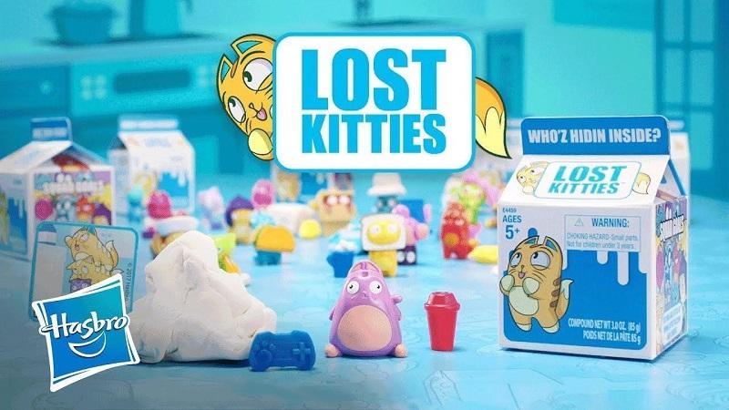 Lost Kitties Serie 1 Hasbro